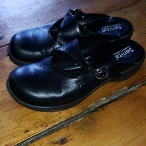 SANITA open back Clog